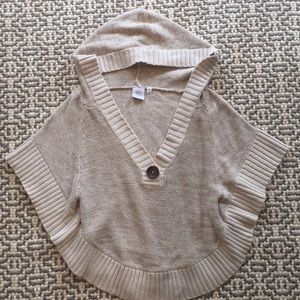Sweaters - Rip Curl Poncho Size S/M